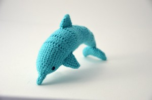 DolphinAmigurumi